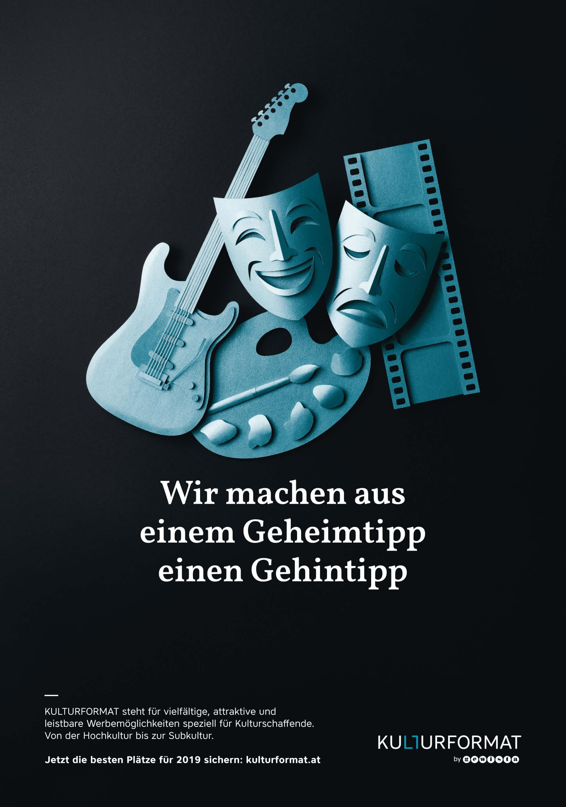 kulturformat_masks_paperart_katrinrodegast_poster